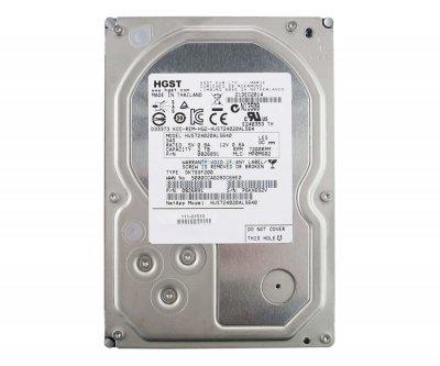 "HDD NetApp NETAPP NetApp Disk 2TB 7.2 K SATA 3,5"" DE1600 (111-01510) Refurbished"