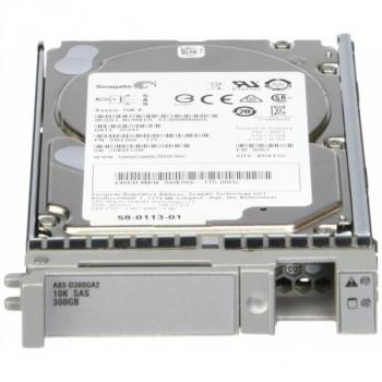 HDD Cisco CISCO 300GB 10K 6G 2.5 INCH SAS HDD (9WE066-175) Refurbished
