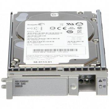 "Cisco Cisco 300GB 10K 6G 64MB 2.5"" SAS SERVER HDD (58-0113-01) Refurbished"