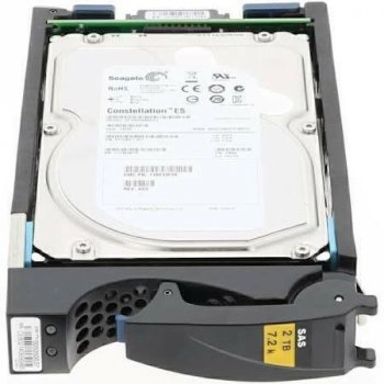 "HDD EMC EMC 2TB 7.2 K 6G SAS HOTSWAP 3.5"" HDD (5050140) Refurbished"