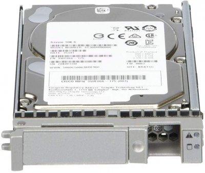 HDD Cisco CISCO 600GB 15K 12G 2.5 INCH SAS HDD (UCS-HD600G15K12G) Refurbished