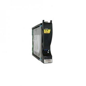 HDD EMC EMC HDD 3TB 7.2 K 3.5 in 6G SAS VNX (V3-VS07-030E) Refurbished