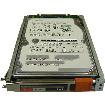HDD EMC EMC 600GB 10K 2.5 INCH SAS HDD (5050333) Refurbished