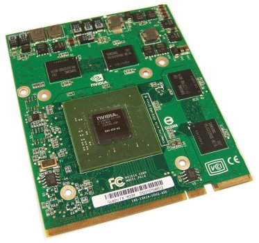 Видеокарта HP HP FX1600 256MB MEZZANINE CARD (454339-001) Refurbished