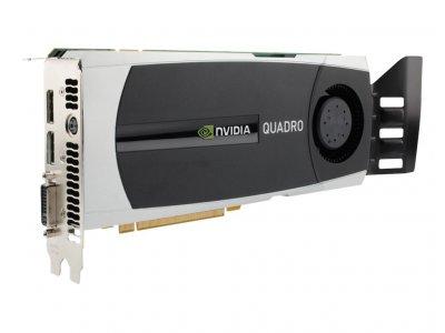 Відеокарта HPE HPE PCA nVIDIA Quadro 6000 6GB UEFI (735317-001) Refurbished