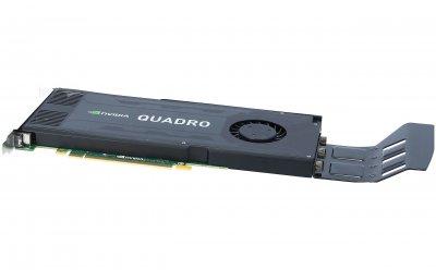 Відеокарта HPE HPE nVIDIA QuadRO K4000 X16. GEN2 GPU (P0000976-001) Refurbished