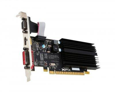 Відеокарта XFX XFX HD 5450 650M 1GB DDR3 PCI-E GRAPHICS CARD (HD-545X-ZC) Refurbished