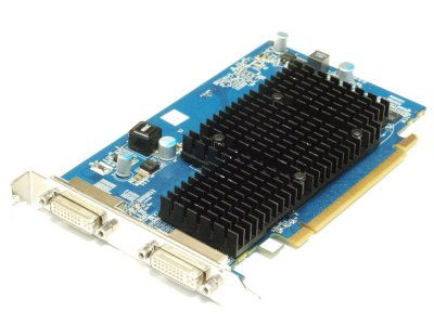 Відеокарта Fujitsu FUJITSU AMD RADEON 512MB GDDR3 PCIE VIDEO CARD (S26361-D2525-V545) Refurbished