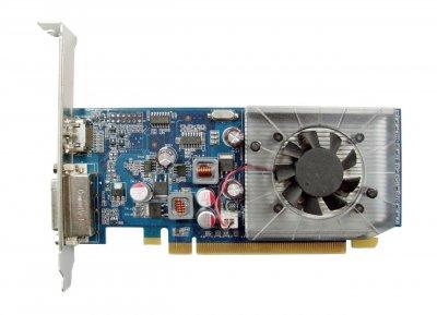 Видеокарта HPE HPI nVIDIA GeForce 405 1GB DDR3 FH (635191-ZH1) Refurbished