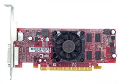Видеокарта HPE HPI Evora Radeon HD5450 512MB Std (599980-001) Refurbished