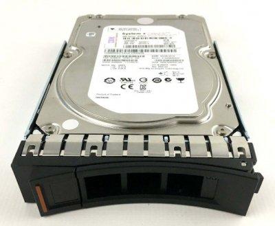 IBM IBM 6TB 7.2 k SAS 3.5 Inch HDD for XIV GEN3 (98Y6214) Refurbished