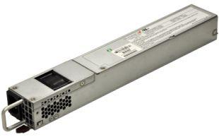 Блок питания Supermicro SUPERMICRO 650W 1U REDUNDANT POWER SUPPLY (PWS-651-1R) Refurbished