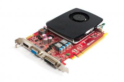 Видеокарта HPE HPI NVDA GF GT640 Tesla4 FH 3G DDR (695596-001) Refurbished