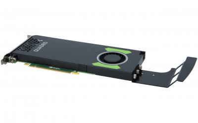 Відеокарта HPE HPE nVIDIA QuadRO M4000 PCIE. X 16 GPU (P0003776-001) Refurbished