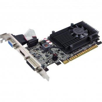 Видеокарта Nvidia NVIDA GEFORCE GT 610 2GB GDDR3 DVI / HDMI / VGA PCI-E V-CARD (02G-P3-2619-KR) Refurbished