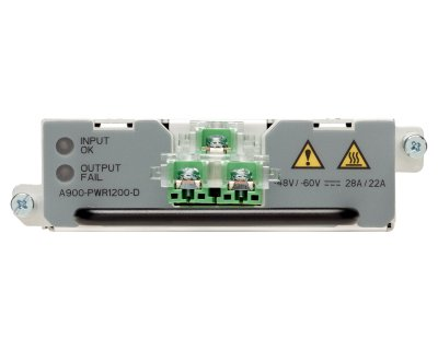 Блок живлення Cisco Cisco RF ASR 900 1200W DC Power Supply (A900-PWR1200-D-RF) Refurbished