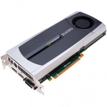 Видеокарта HP SPS-BD Quadro 5000 2.5GB PCI-e - Grafikkarte - PCI (616077-001) Refurbished