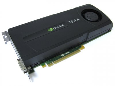 Відеокарта HPE HPE nVIDIA C2070 GPGPU COMPUTE Card (030-2444-001) Refurbished