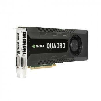 Видеокарта HP NVIDIA Quadro K5000 4GB GDDR5 256-bit (699126-002) Refurbished