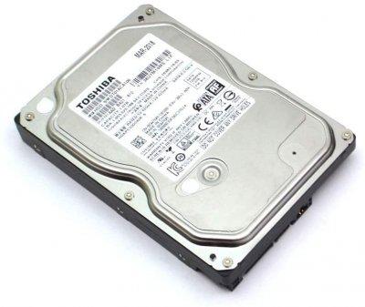 HDD 1TB Toshiba Toshiba 7.2 K 3.5 INCH HDD (HDKPC32AKA01) Refurbished