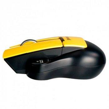 Бездротова оптична миша ZHANPENG ZP018 мишка Жовта