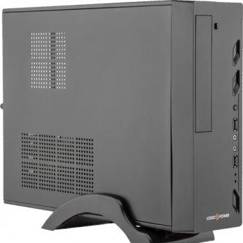 Материнська плата LogicPower mini-ITX/mATX S622 400W Black Slim