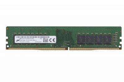 Оперативная память Micron MICRON 8GB (1*8GB) 2RX8 PC4-17000P-U DDR4-2133MHZ UDIMM (MTA16ATF1G64AZ-2G1A2) Refurbished