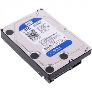Жорсткий диск WD 3.5 Caviar Blue 2 TB (WD20EZRZ)
