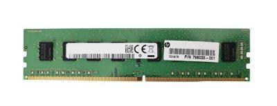 Оперативная память HP DDR4 - 4 GB - DIMM 288-PIN - 2133 MHz / PC4-17000 (798033-001) Refurbished