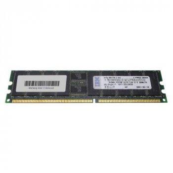Оперативна пам'ять IBM IBM 512MB PC2100 DDR SDRAM DIM (33L5038) Refurbished