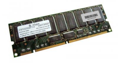 Оперативна пам'ять Infineon INFINEON SODIMM 512MB 2RX16 DDR2 PC2-4200S 533MHZ (374662-431) Refurbished