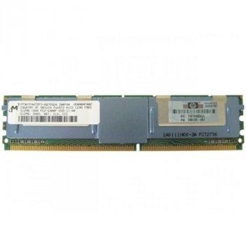 Оперативна пам'ять HP HPE Memory 512MB DIMMPC2-5300 ECC R (433555-001) Refurbished