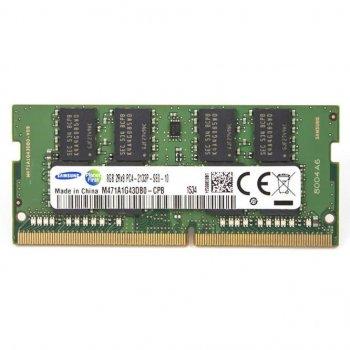 Оперативная память Samsung SAMSUNG 8GB (1*8GB) 2RX8 PC4-17000P-S DDR4-2133MHZ 1.2V SODIMM (M471A1G43DB0-CPB) Refurbished