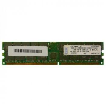Оперативна пам'ять IBM 512MB PC2100 CL2.5 NP DDR SDRAM RDIMM (33L5038-NEW) Refurbished