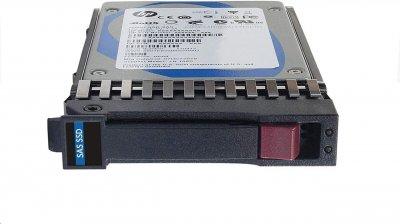 SSD HP HP 1.6 TB 12G 2.5 INCH SAS SSD (750222-003) Refurbished