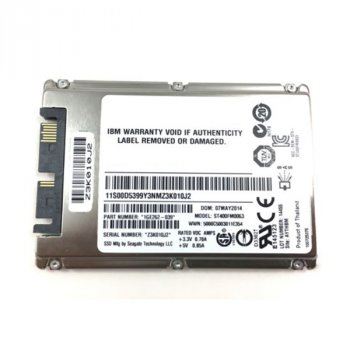 SSD IBM IBM 400GB 12G 2.5 INCH SAS SSD (HUSMM8040ASS200-IBM) Refurbished
