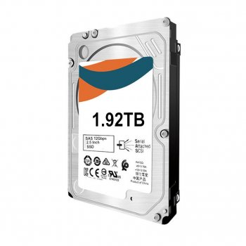 """SSD HPE 3Par HDD 1.92 TB 8000 2.5"""" SSD (P08720-001) Refurbished"""