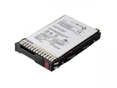 SSD HP HP 100GB 3G SATA MLC 2.5 IN SC EM SSD - NO LABEL (653968-001-NL) Refurbished