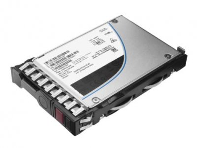 SSD HP HP 200GB 12G SAS HIGH ENDURANCE SFF SC SSD (741135-001) Refurbished