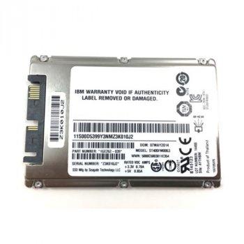 SSD IBM IBM 400GB 12G 2.5 INCH SAS SSD (00D5351) Refurbished
