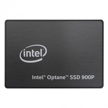SSD Intel Optane SSD 900P Series - 280 GB SSD - 3D Xpoint (Optan (SSDPE21D280GAX1) Нове