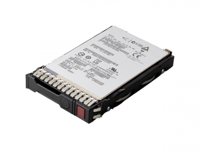 SSD HP HP 100GB 3G SATA 2.5 IN MDL SSD (636593-B21) Refurbished