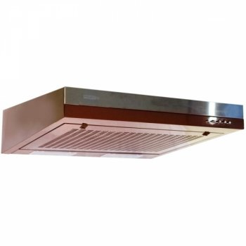 Витяжка ProfitM Турбо №3 60 420 коричневий глянець/нержавіюча сталь