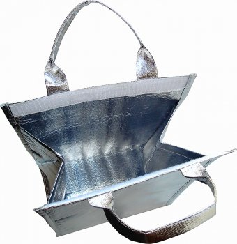Термосумка SONMAX silver 5л (AF001)