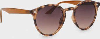 Женские солнцезащитные очки Parfois 158213-DB Коричневые (5606428925724)