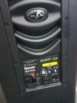Активная акустическая система D.A.S. Audio Avant 12A