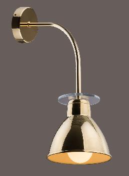 Настінний світильник Amplex 0633 Gaja Gold