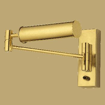 Настінний світильник Amplex 598 Rotto Gold