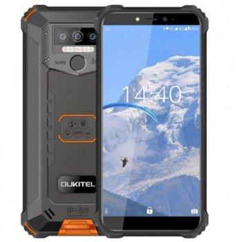 Мобильный телефон Oukitel WP5 Pro 4/64GB Orange