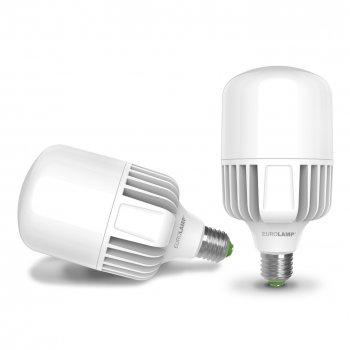 Лампа LED високопотужна EUROLAMP 100W E40 6500K